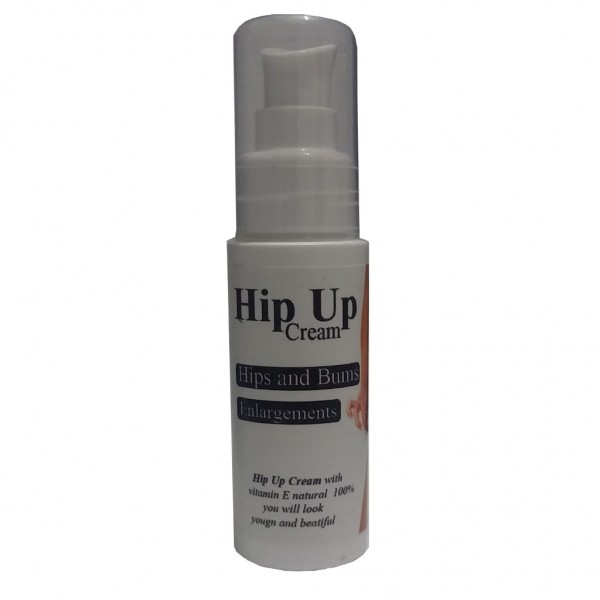 Hip Up Kalça Büyütücü Dikleştirici ve Toparlayıcı Krem