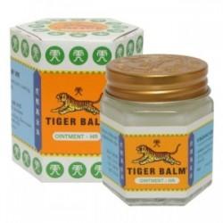 Tiger Balm Beyaz Ağrı Kesici Krem Orjinal Tiger Balm 20 gr dır